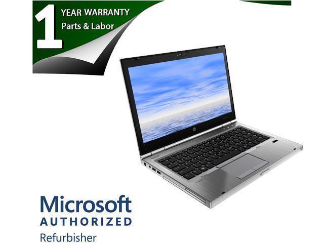 HP 8470P Laptop Intel Core i5 3320M (2.60 GHz) 500 GB HDD 4 GB Memory