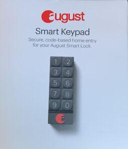 August Bluetooth Smart Keypad - AUG-AK01-M01-G