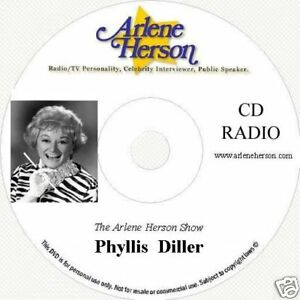 Phyllis-Diller-Radio-Interview-6-segments-35-minutes-CD