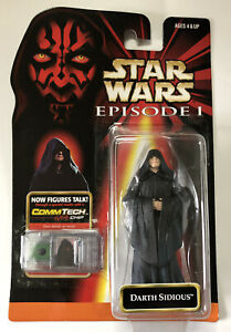 NEW-Star-Wars-Darth-Sidious-Collection-2-Episode-I-Hasbro-1998