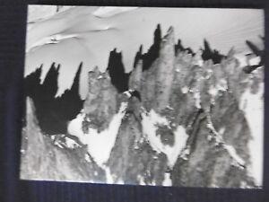 Foto Artistico P Tairraz Montagne Chamonix Monte Bianco Francia Antico Vintage