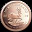 Suedafrika-1-2-Rand-2019-Kruegerrand-1-2-Oz-Gold-PP Indexbild 1