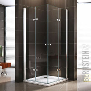 duschkabine schwingt r duschabtrennung dusche faltt r eckeinstieg glas 90x90cm ebay. Black Bedroom Furniture Sets. Home Design Ideas