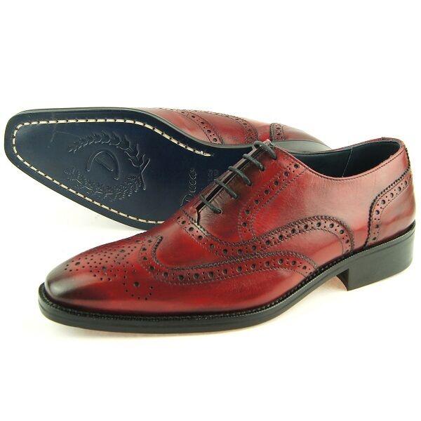 Duca Di Matiste 1516cm Classic Oxford Hombre, Vestido Zapatos Piel,