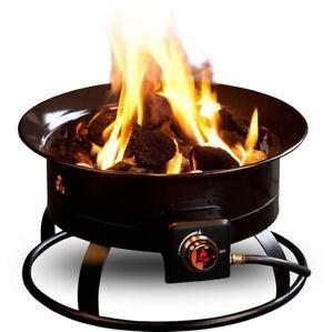 Portable Propane Fire Pit Firepit