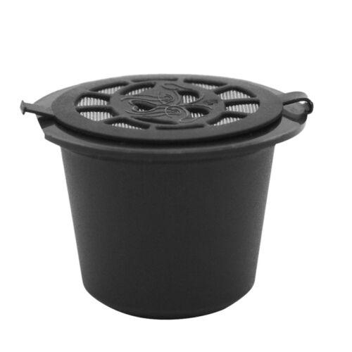 Dosette réutilisable pour capsules café pour machines Nespresso cuill /_F