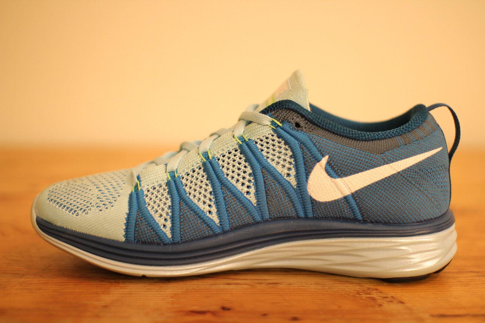 Nike Free Flyknit für Lunar 2 Blau für Flyknit Damen Gr.37, 38, 39, 40 NEU & OVP ac10bb