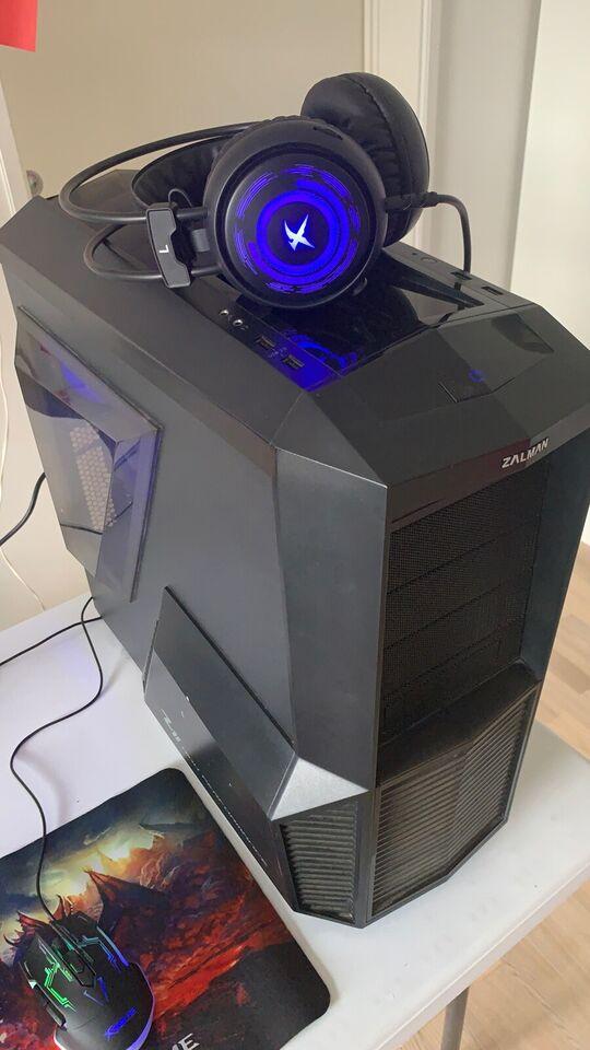 Selvbyg, Gamer PC Sæt, Fortnite