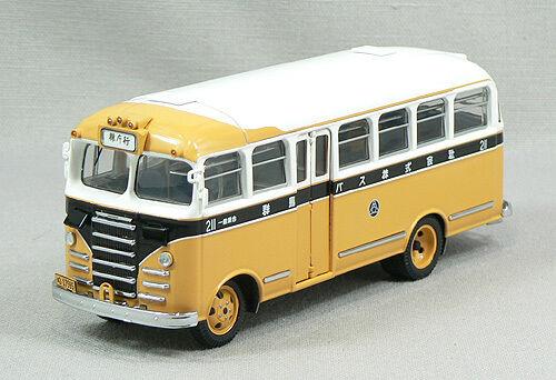 Ebbro 44099 CAB OVER buss GUNMA buss 1  43 skala