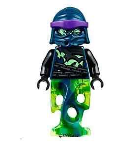 LEGO Ninjago Chain Master Wrayth Ninja Minifigure 70730