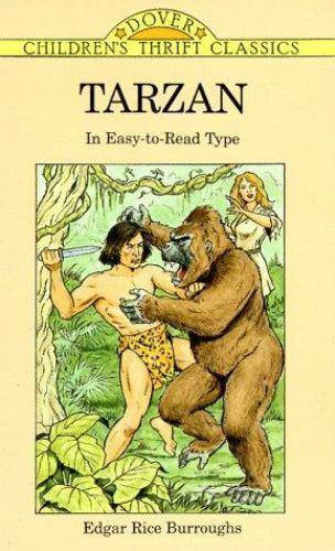 Tarzan: In Easy-to-