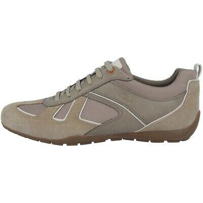 Haben Sie Einen Fragenden Verstand Geox U Ravex D Schuhe Herren Sneaker Freizeit Halbschuhe Sand U923fd022bcc5004 2019 Offiziell