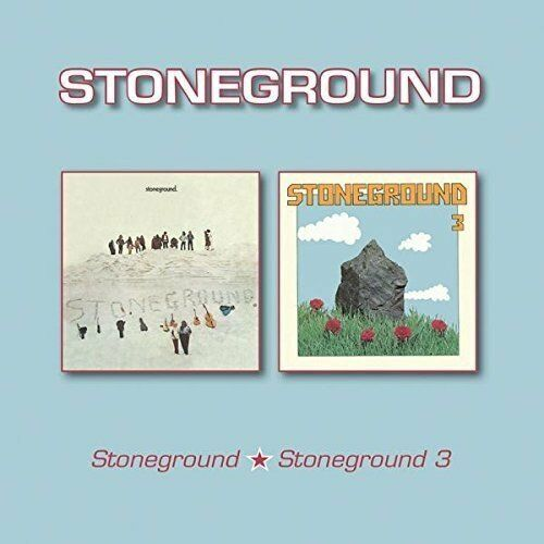 Stoneground - Stoneground / Stoneground 3 [CD]