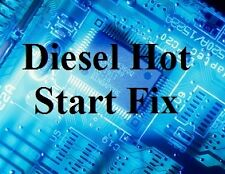 Hot Diesel Start Starting Fix VW Audi Seat Skoda 1.9 2.0 2.5 TDI