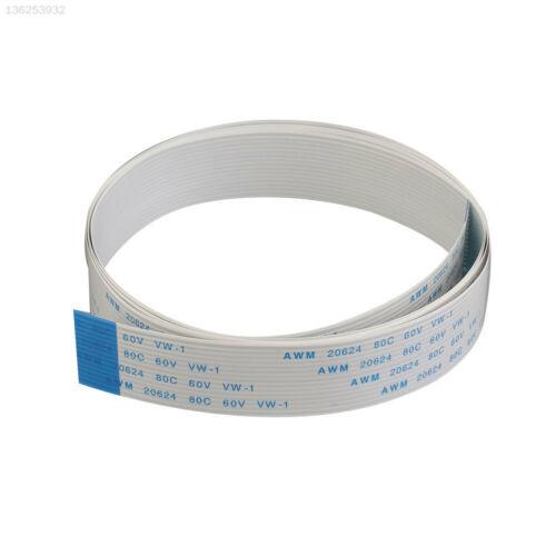 Flexible Ribbon FFC Cable Line Wire Cord 100cm For Raspberry Pi Camera Module