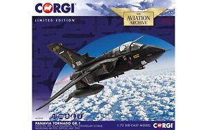 CORGI-AA3622-PANAVIA-TORNADO-GR-1-ZA591-FN-RAF-16-Sq-model-aircraft-1-72nd