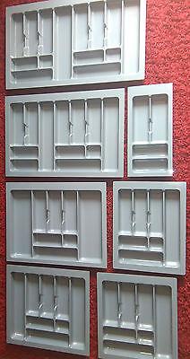 Kitchen Cutlery Trays Drawers Blum Tandembox Inserts