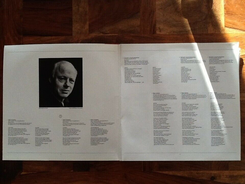 LP, Chorus And Orchestra Of The Royal Opera House, Famous