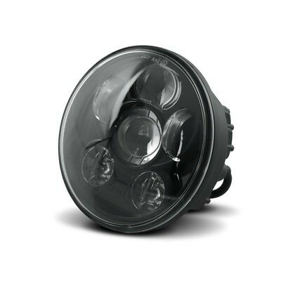 Scheinwerfer Grill f/ür Harley Sportster Forty-Eight 48 10-19 schwarz