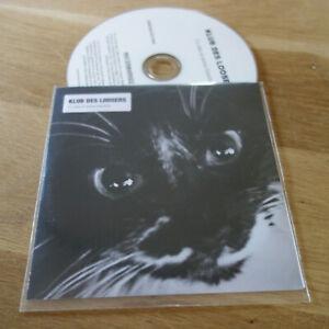 KLUB DES LOOSERS - LE CHAT ET AUTRES HISTOIRES - PROMO CD !!!!! MINT