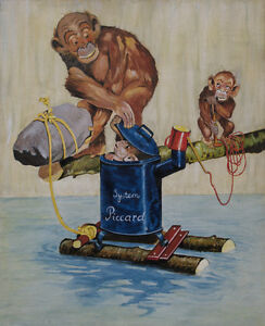 Affen-Taucherschule-System-Piccard