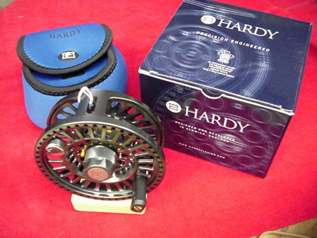 Hardy Fortuna 1 X Fly Reel Größe  1 Fortuna Salt Water GREAT NEW 6b902b