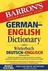 German English by Barron's Educational Series Inc.,U.S. (Paperback, 2016)
