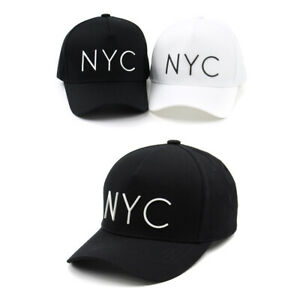 ff91c30485524e XL~2XL 60~63Cm Unisex Mens Rubber NYC Casual Baseball Cap Trucker ...