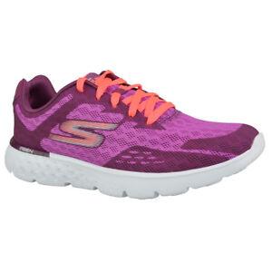 Memory Damen Skechers Violet 400 Lauftrainer Gymnastik Foam Neue Go Sneakers Run y0v8wnmNO