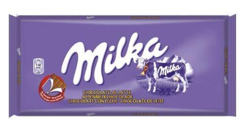 Milka Milk Chocolate