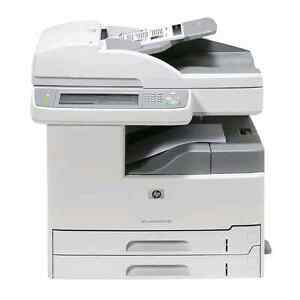hp laserjet m5025 mfp din a3 drucker scanner kopierer q7840a. Black Bedroom Furniture Sets. Home Design Ideas