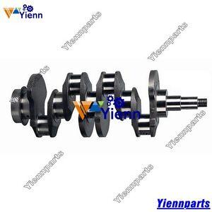 S4K S4KT Crankshaft For Mitsubishi engine caterpillar 312B