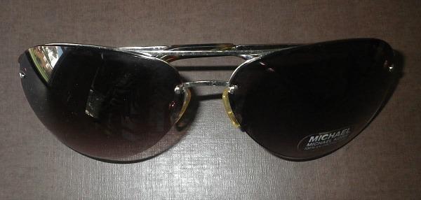 d2ca67b25c6a Michael Kors M2001s 717 Gold/tortoise Frame Brown Lenses Sunglasses ...