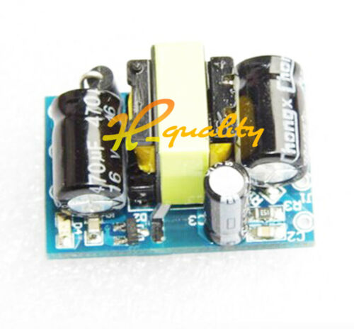 5pcs New 9V 500mA 4.5W AC-DC Step Down Isolated Switching Power Supply Module