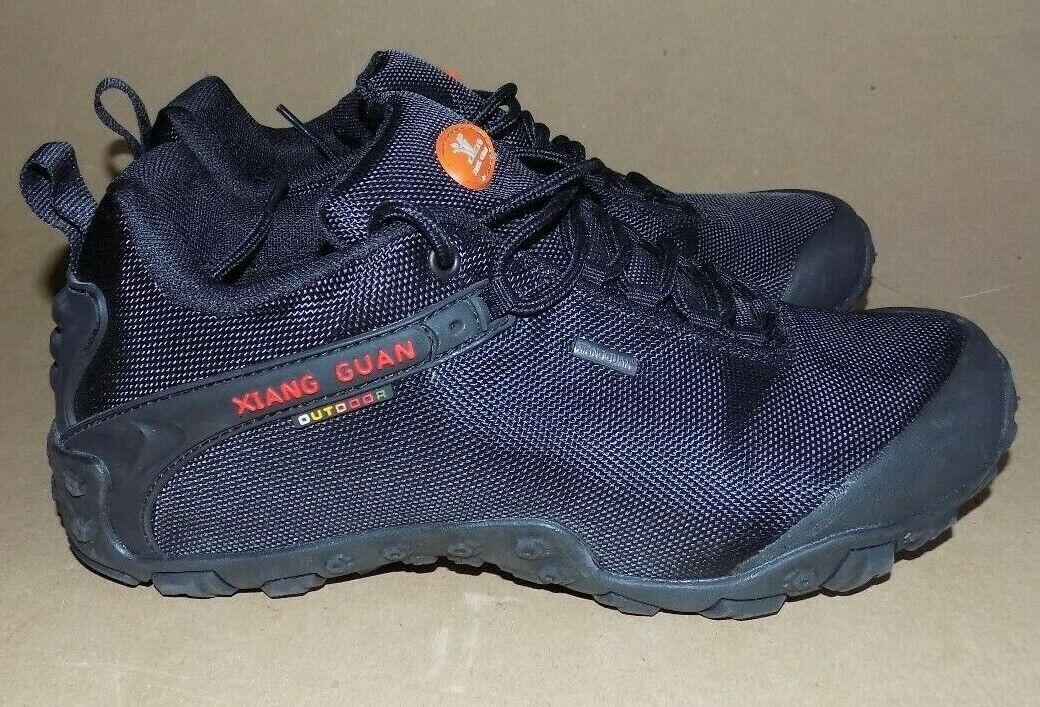 Xiang Guan al aire libre para Hombre Bajo  súperior Resistente Al Agua Senderismo Trekking zapatos talla 9  mejor calidad mejor precio