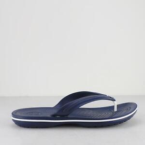 Crocs CROCBAND FLIP Mens Unisex Womens Soft Summer Wide Toe Post ... 1a394c7e89