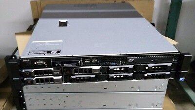 Dell PowerEdge R510 Server 2x L5520 2.26GHz 24GB RAM 3x 300GB 15K H700 iDRAC6