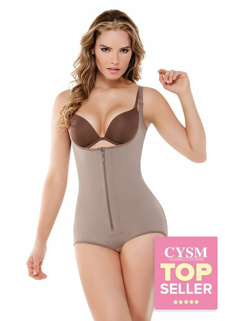 Fajas Colombianas Fajate Levantacola Powernet Post-Surgery Post-Pregnancy Girdle