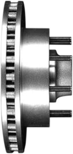 Disc Brake Rotor-Premium Brake Rotor Front Bendix PRT5255