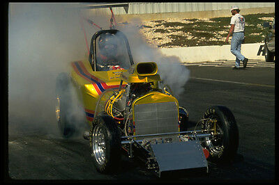 Radient 573076 A Vintage Altered Gets Out Of Shape During Its Burnout A4 Photo Print Moderate Price Art