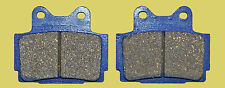 Yamaha XJ600S Diversion rear brake pads (1992-2003) FA104 type