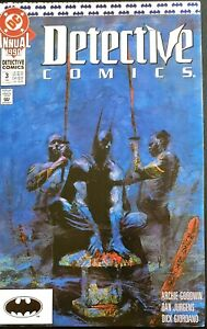 DETECTIVE-COMICS-ANNUAL-3-VF-NM-1990-The-Yakuza-68-Pages-DC-COMICS