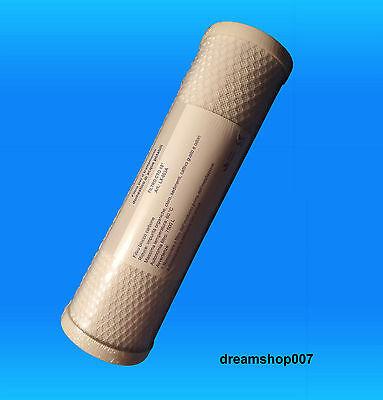 6 x Filtro Carbone Attivo CTO Depuratore Addolcitore Acqua 10/'/' SIGILLATI