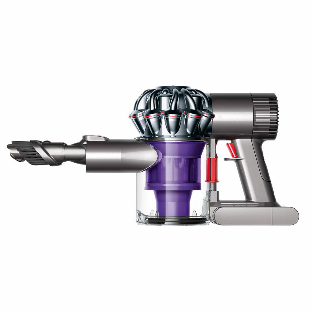 Dyson DC58 V6 Trigger Handheld Vacuum | Red/Purple | Refurbished