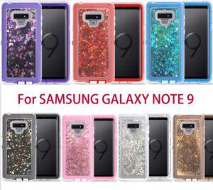 samsung galaxy note 9 case glitter