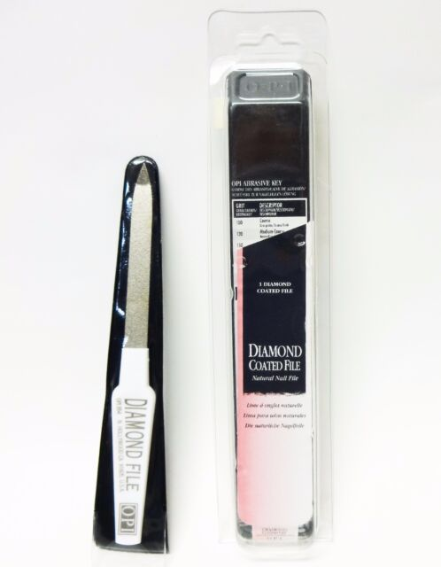 OPI Diamond Coated Nail File 1 Ct for sale online | eBay