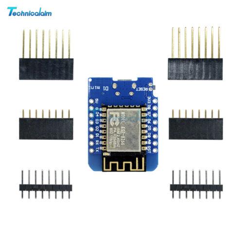 1//2//5//10//20PCS Mini WeMos D1 NodeMcu Lua WiFi Development Board ESP8266 ESP12