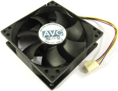 HP Compaq CPU Fan Intel 492942-001  5187-8413 4pin FAN ONLY