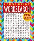Best Ever Large Print Wordsearch by Arcturus Publishing Limited (Paperback / softback, 2015)