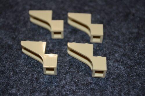 NEW Lego Parts 1x3x2 Light Tan Castle Arch Bricks Brick 4